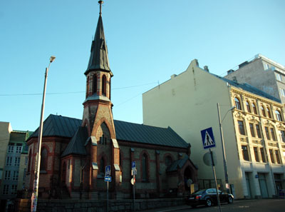 St Edmund's Church, Oslo